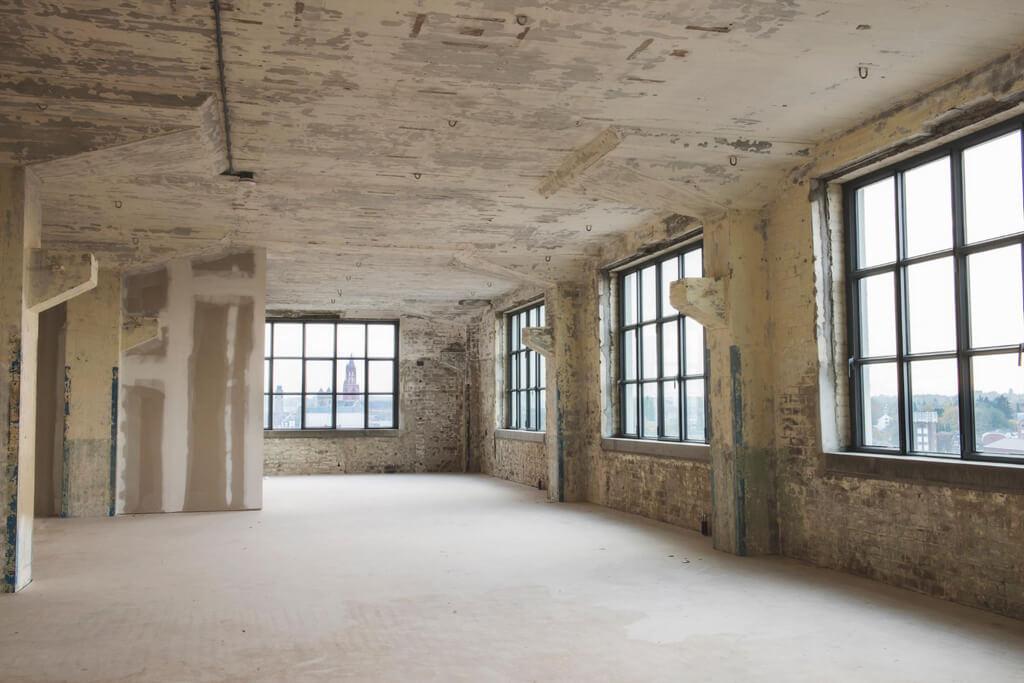 Industrielofts mit Dachterrasse