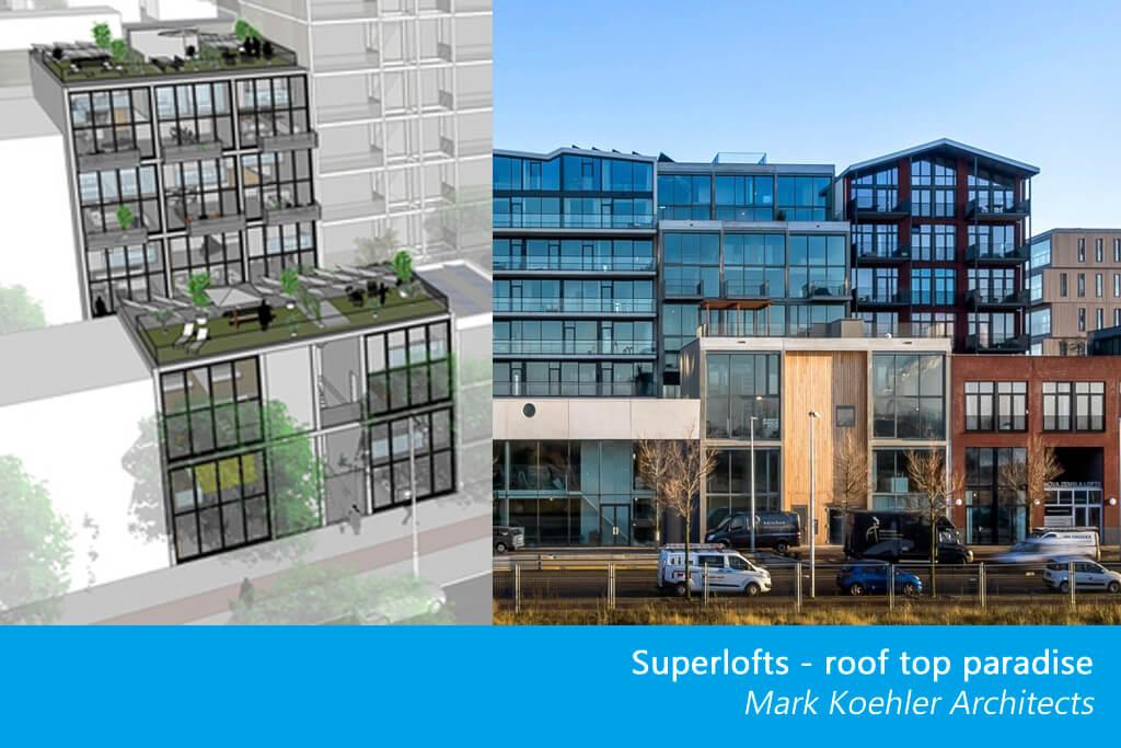 Superlofts Tageslicht-Design
