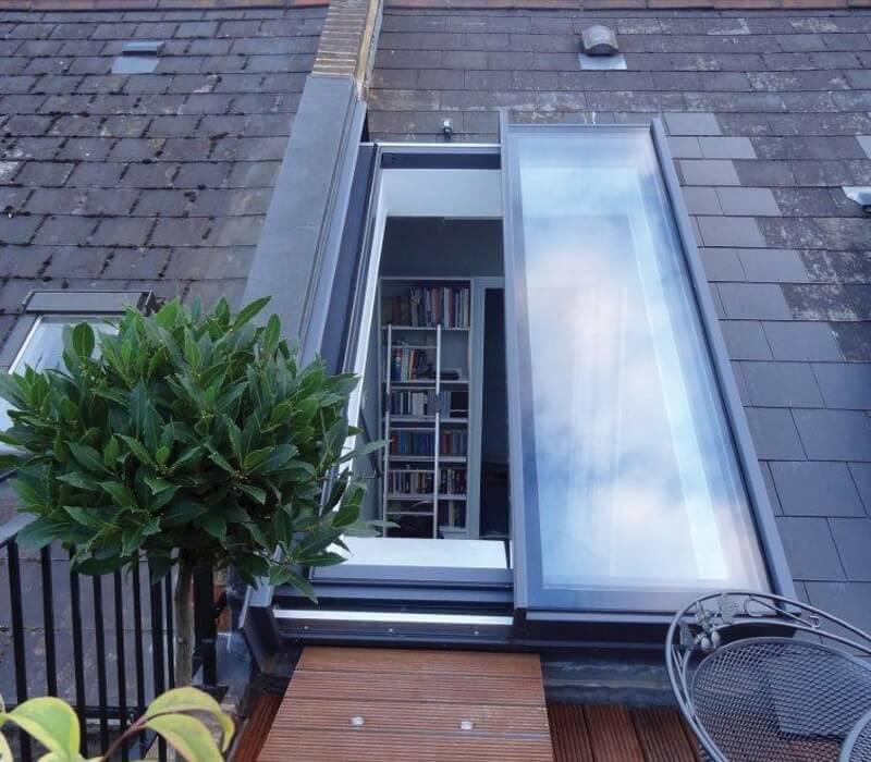 Schiebedachfenster 252 Ber Fest Glazing Vision Europe